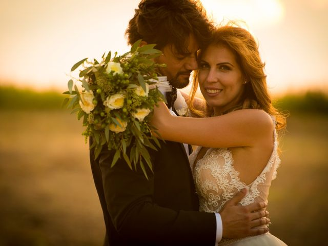 Il matrimonio di Giuliana e Cristian a Acquaviva delle Fonti, Bari 148