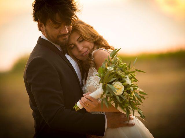 Il matrimonio di Giuliana e Cristian a Acquaviva delle Fonti, Bari 149