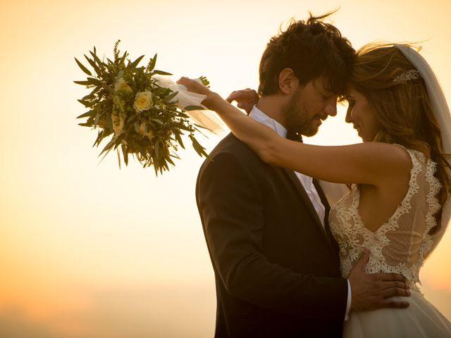 Le nozze di Cristian e Giuliana