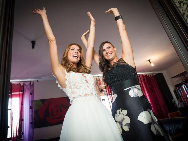 Il matrimonio di Giuliana e Cristian a Acquaviva delle Fonti, Bari 171