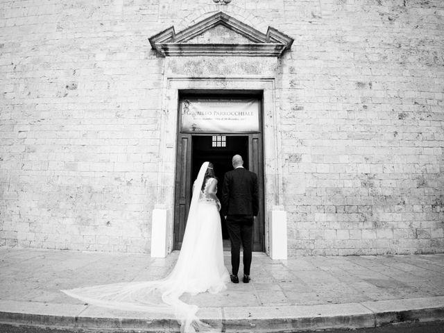 Il matrimonio di Giuliana e Cristian a Acquaviva delle Fonti, Bari 193
