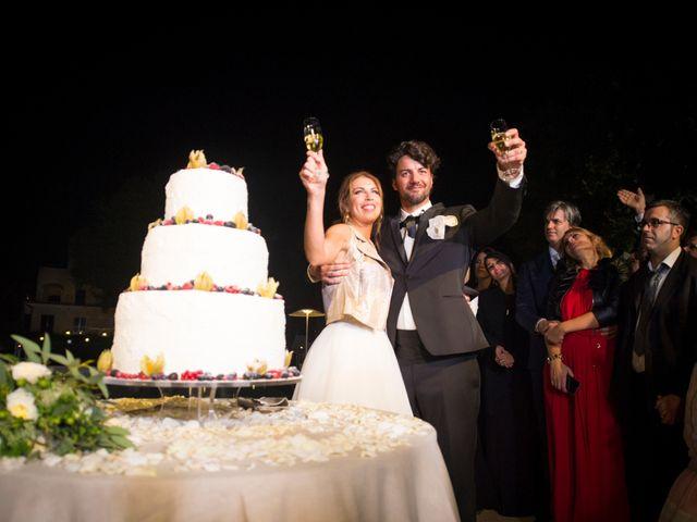 Il matrimonio di Giuliana e Cristian a Acquaviva delle Fonti, Bari 195