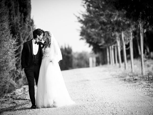 Il matrimonio di Giuliana e Cristian a Acquaviva delle Fonti, Bari 203