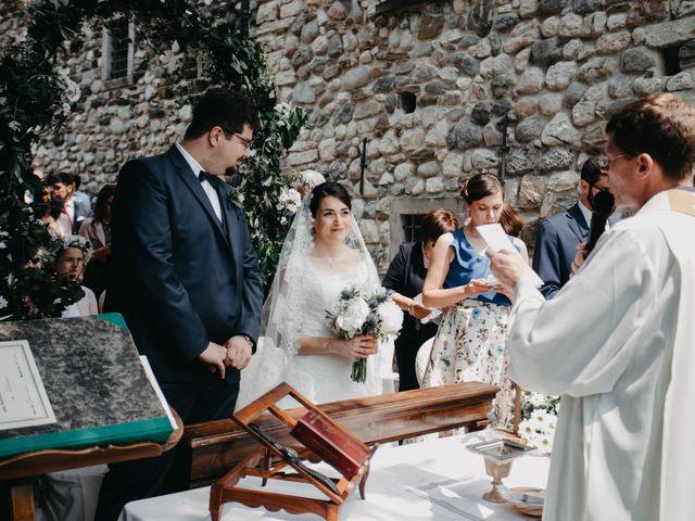 Il matrimonio di Stefano e Valentina a Calolziocorte, Lecco 10
