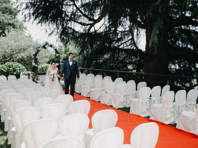 Il matrimonio di Stefano e Valentina a Calolziocorte, Lecco 46