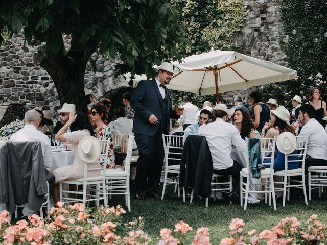 Il matrimonio di Stefano e Valentina a Calolziocorte, Lecco 53