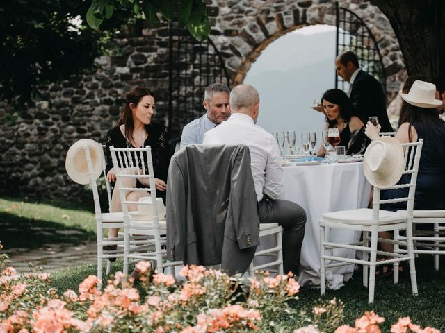 Il matrimonio di Stefano e Valentina a Calolziocorte, Lecco 54