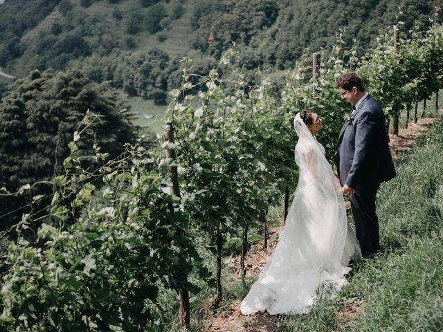 Il matrimonio di Stefano e Valentina a Calolziocorte, Lecco 58