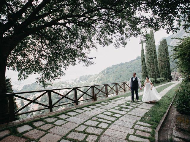 Il matrimonio di Stefano e Valentina a Calolziocorte, Lecco 60