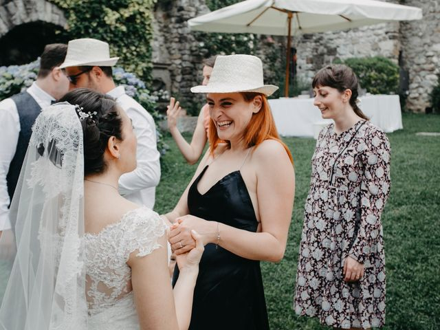 Il matrimonio di Stefano e Valentina a Calolziocorte, Lecco 61