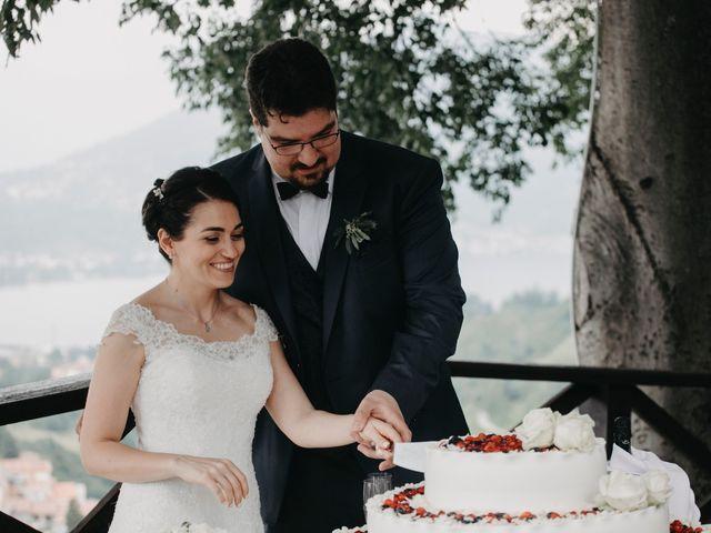 Il matrimonio di Stefano e Valentina a Calolziocorte, Lecco 70