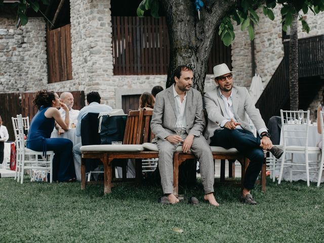 Il matrimonio di Stefano e Valentina a Calolziocorte, Lecco 73