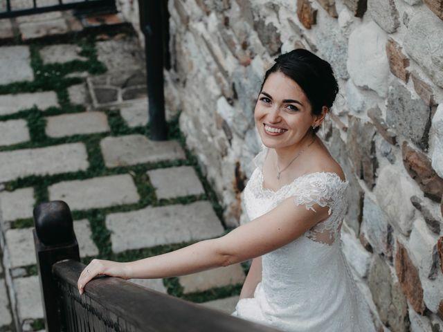 Il matrimonio di Stefano e Valentina a Calolziocorte, Lecco 77