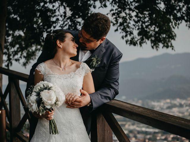 Il matrimonio di Stefano e Valentina a Calolziocorte, Lecco 83