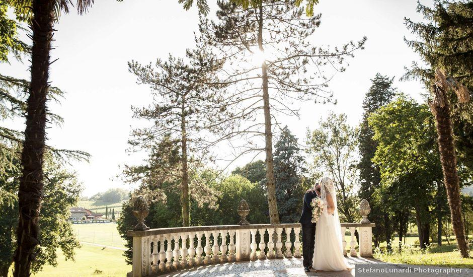 Il matrimonio di matteo e eugenia a Capriva del Friuli, Gorizia