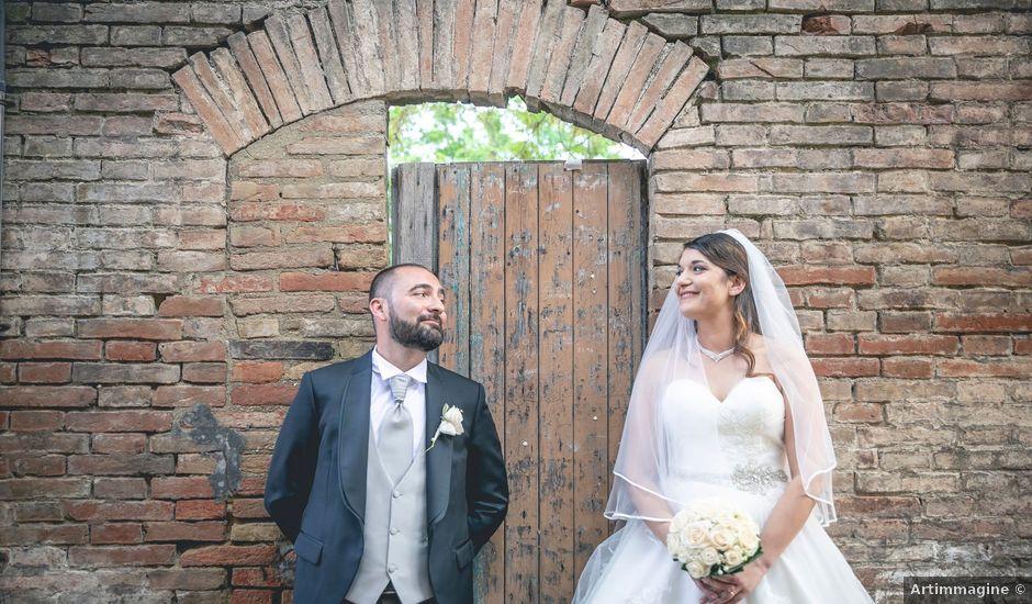 Il matrimonio di Luca e Alessandra a Santarcangelo di Romagna, Rimini