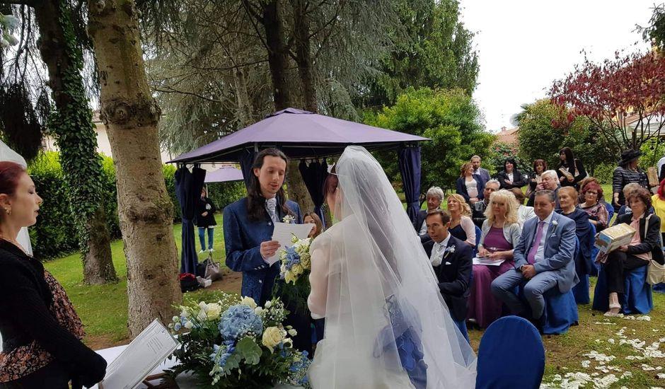 Il matrimonio di Fabio e Lisa a Varallo Pombia, Novara