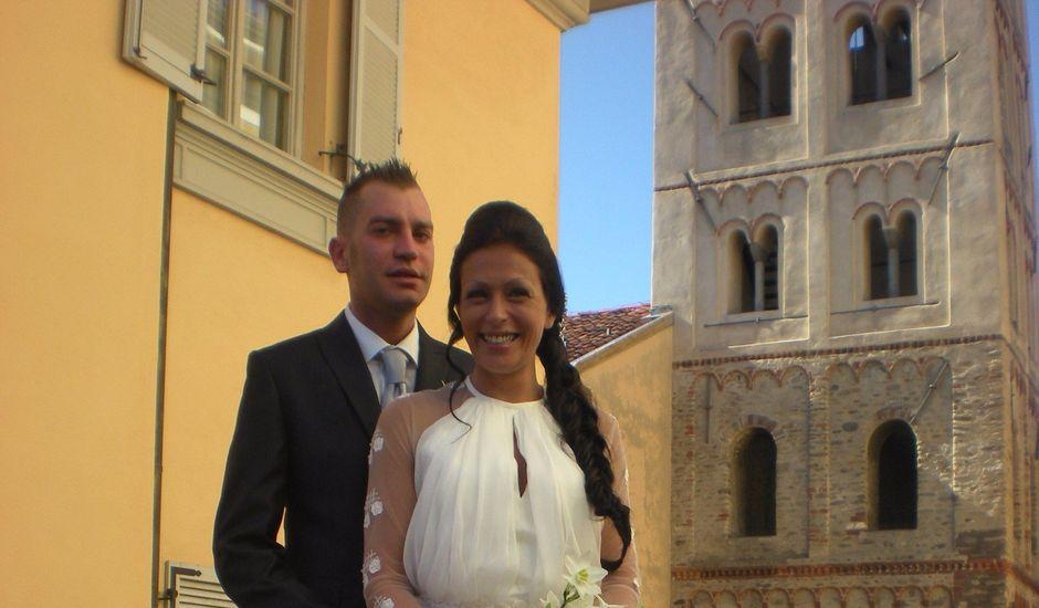 Il matrimonio di Laura e Diego a Biella, Biella