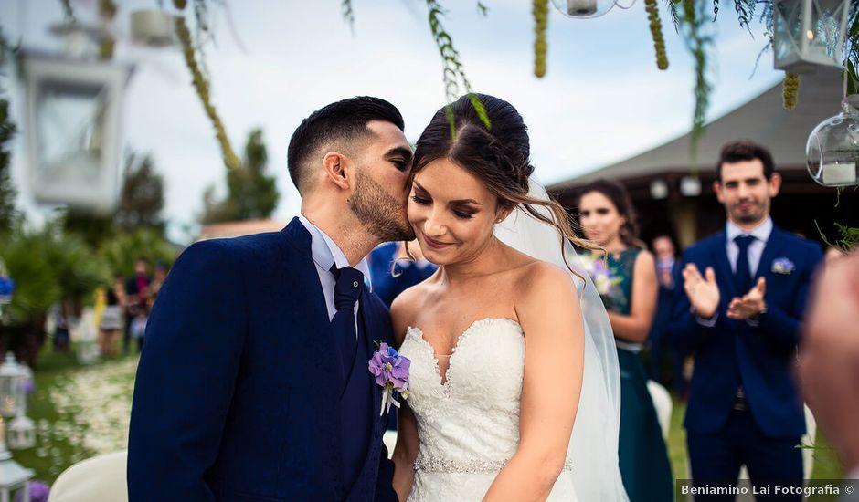Il matrimonio di Davide e Isabella a Cagliari, Cagliari