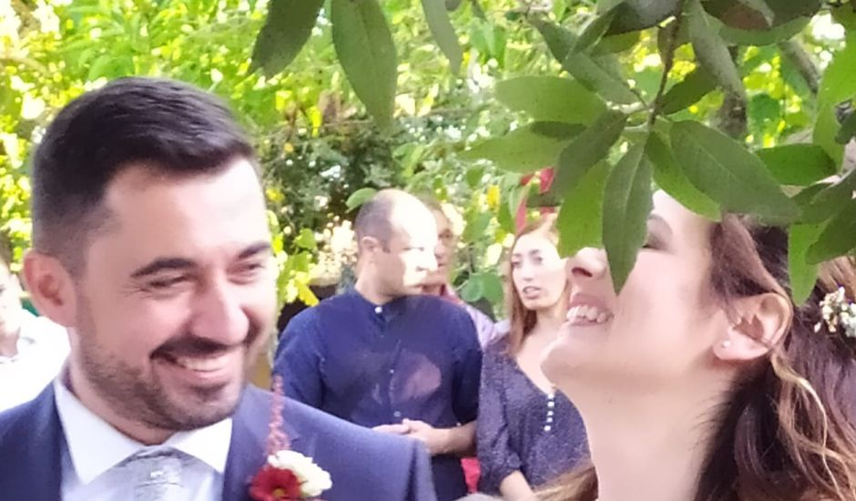 Il matrimonio di Massimiliano e Federica a Bonarcado, Oristano