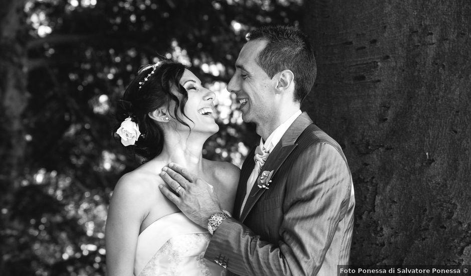 Il matrimonio di Claudio e Loreto a Barzago, Lecco