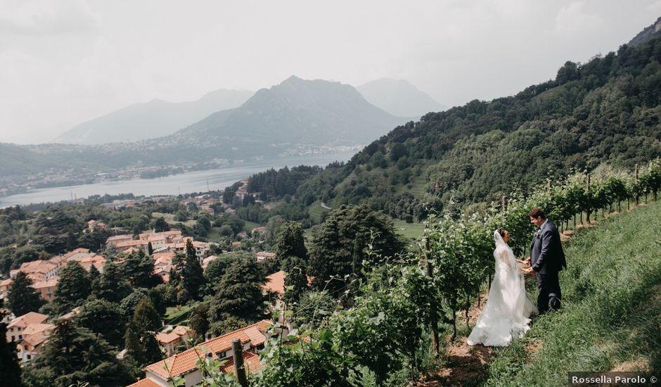 Il matrimonio di Stefano e Valentina a Calolziocorte, Lecco