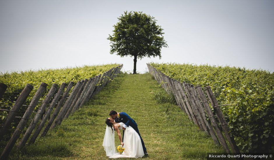 Il matrimonio di Marco e Sofia a Thiene, Vicenza