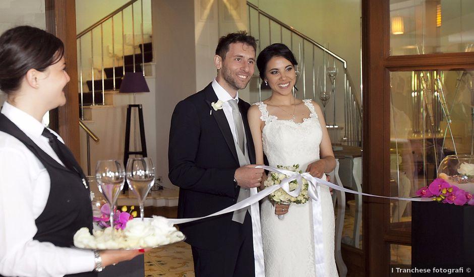 Matrimonio Pasquale Romano : Il matrimonio di pasquale e francesca a napoli