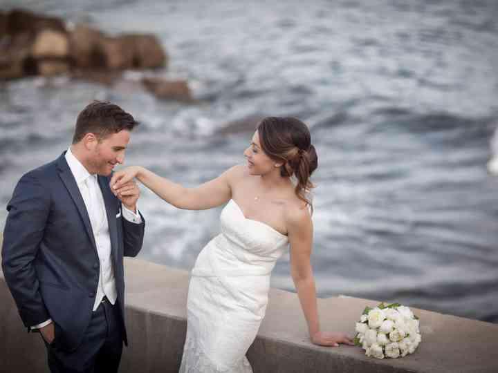 Le nozze di Carmela e Alberto
