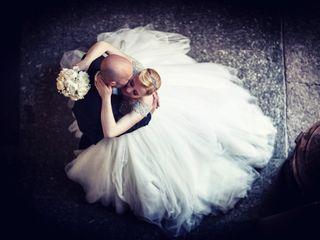 Le nozze di Caroline e Loris