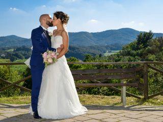 Le nozze di Viorica e Federico