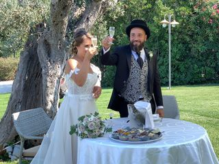 Le nozze di Fabio e Jessica 1