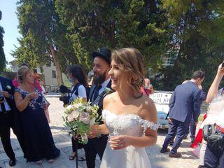 Le nozze di Fabio e Jessica 3