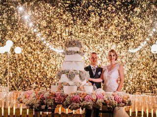 Le nozze di Giuseppe e Maria Grazia