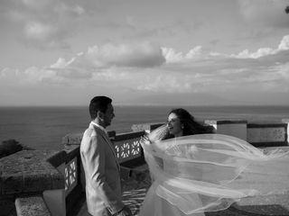 Le nozze di Francesco e Marianne