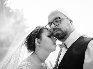 Le nozze di Olga e Matteo
