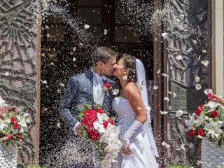 Le nozze di Michele e Veronica