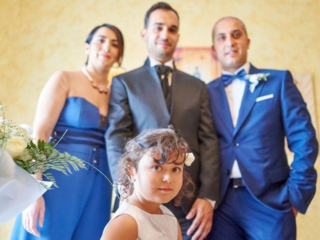 Il matrimonio di Luca e Maria a Troina, Enna 1