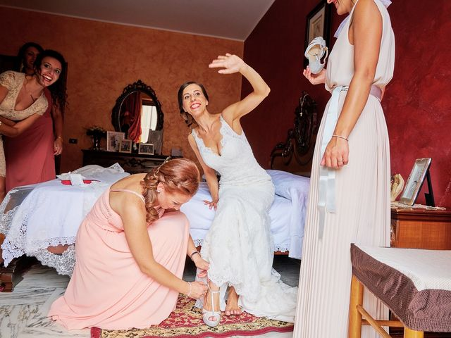 Il matrimonio di Luca e Maria a Troina, Enna 6
