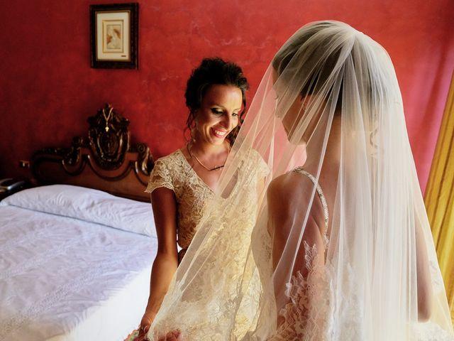 Il matrimonio di Luca e Maria a Troina, Enna 7
