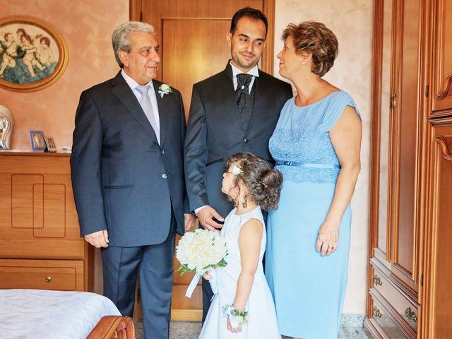 Il matrimonio di Luca e Maria a Troina, Enna 8