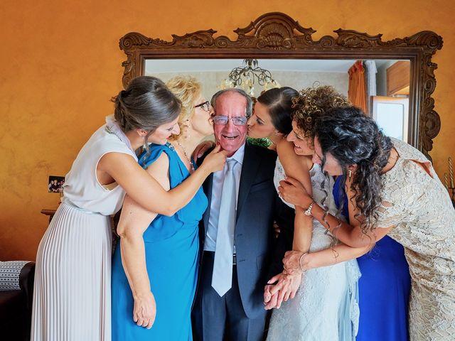 Il matrimonio di Luca e Maria a Troina, Enna 9