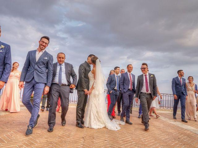 Il matrimonio di Luca e Maria a Troina, Enna 13