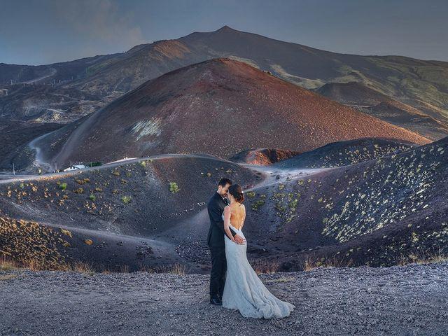 Il matrimonio di Luca e Maria a Troina, Enna 24