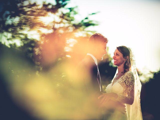 Le nozze di Ilaria e Maico