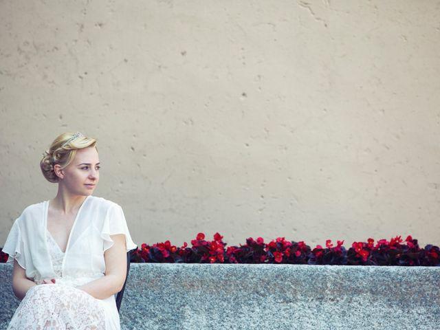Il matrimonio di Loris e Caroline a Robecco sul Naviglio, Milano 15