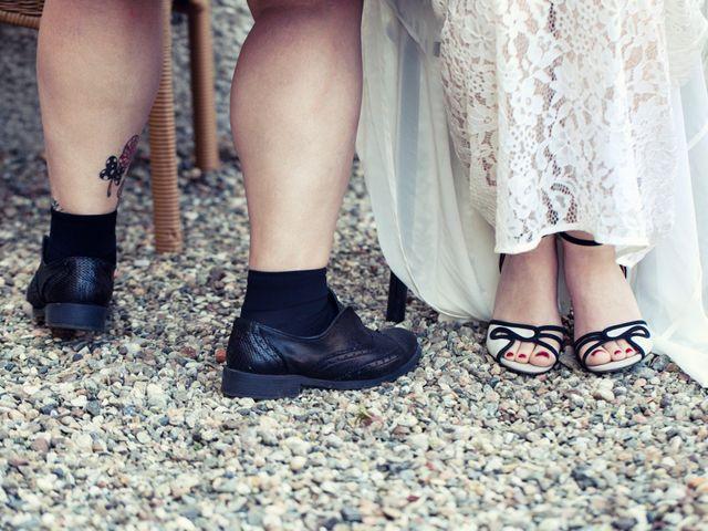 Il matrimonio di Loris e Caroline a Robecco sul Naviglio, Milano 18