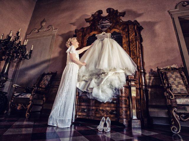 Il matrimonio di Loris e Caroline a Robecco sul Naviglio, Milano 24
