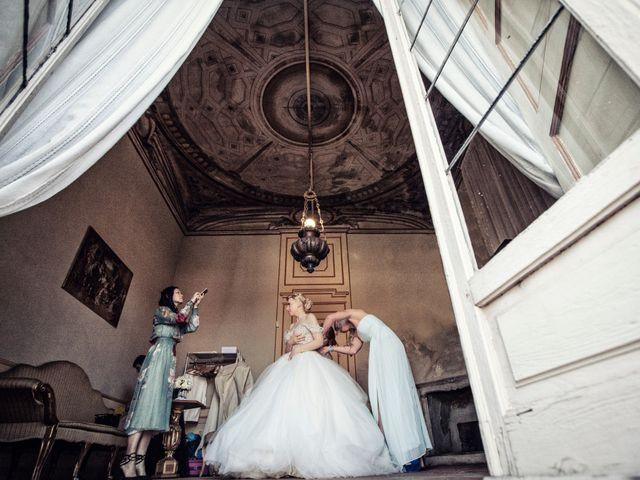 Il matrimonio di Loris e Caroline a Robecco sul Naviglio, Milano 26