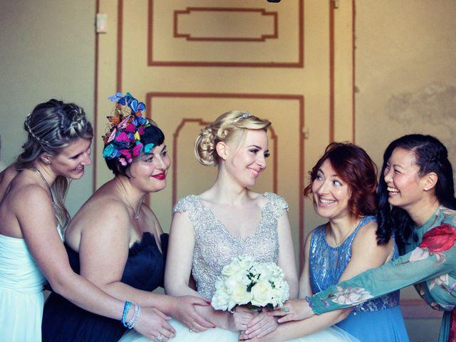 Il matrimonio di Loris e Caroline a Robecco sul Naviglio, Milano 32